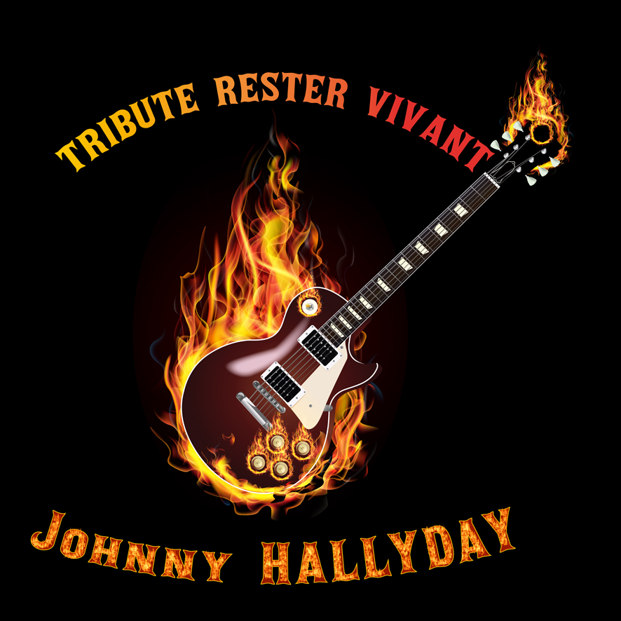 RESTER VIVANT – Tribute Johnny Hallyday